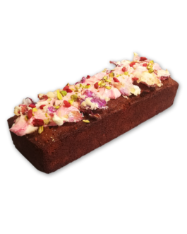 Pistachio & Rose Water Loaf