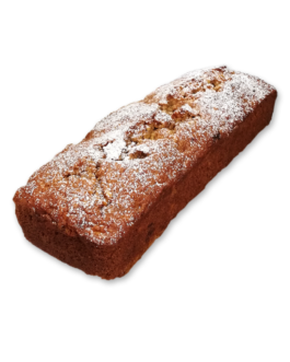 Banana & Hazelnut Loaf